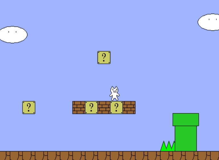 Cat Mario 3 - GameSpot